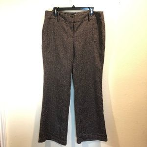 ANN TAYLOR LOFT wool dress pants slacks Sz 12